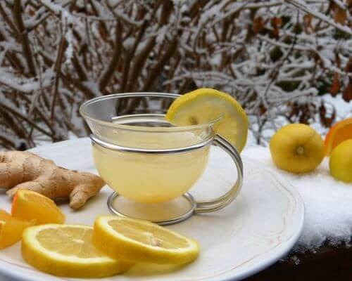 ginger tea for health